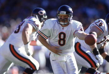 Cade McNown | Left Handed Quarterback