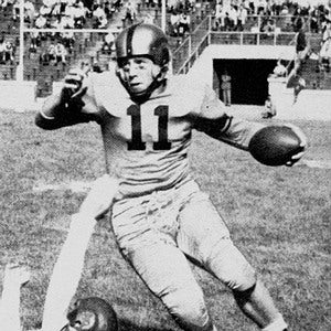 Fred Wyant | Left handed quarterback