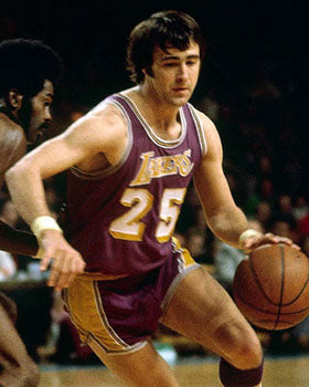 Gail Goodrich | left handed basketball player