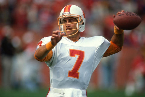 Jeff Carlson | left handed quarterback