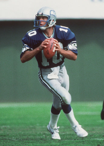 Jim Zorn left handed football player