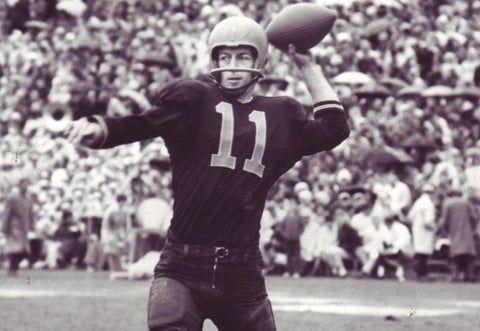 Terry Baker | left handed quarterback