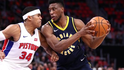 Thaddeus Young | left handed basketball player