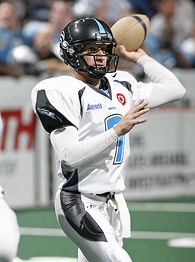 Tony Graziani | left handed quarterback