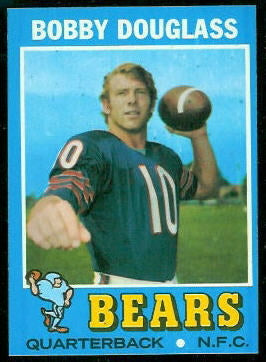 Bobby Douglass | Left handed quarterback