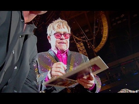 Elton John | Right Handed | Lefties Only