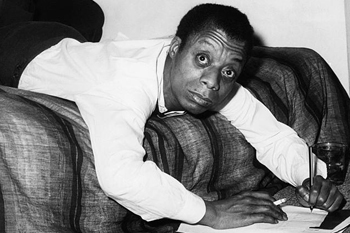 James Baldwin | Left handed poet
