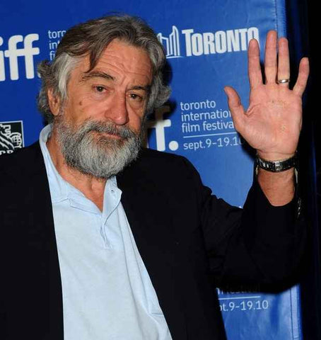 Famous Left Handed Celebrities | Robert De Niro | Lefties Only