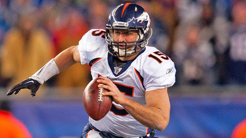 Tim Tebow | left handed quarterback