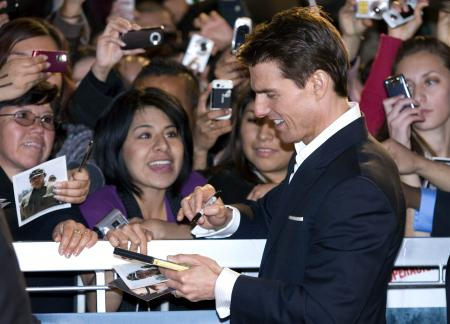 Famous Left Handed Celebrities | Tom Cruise | Lefties Only