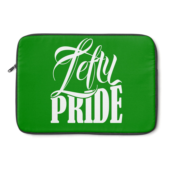 Lefty Pride Laptop Sleeve | Green