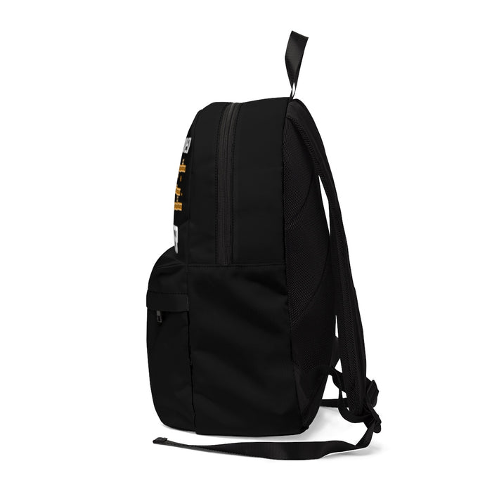 Left Handed Gamer Classic School Backpack