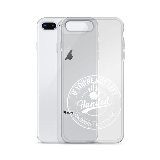 If You're Not Left Handed Something Isn't Right IPhone Case