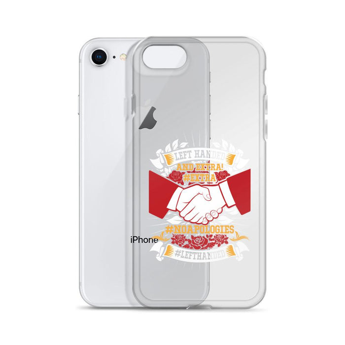 Left Handed And Extra! IPhone Case