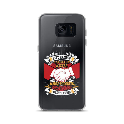 Left Handed And Extra! Samsung Case