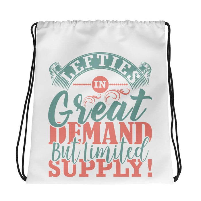 Lefties In Great Demand But Limited Supply Drawstring Bag