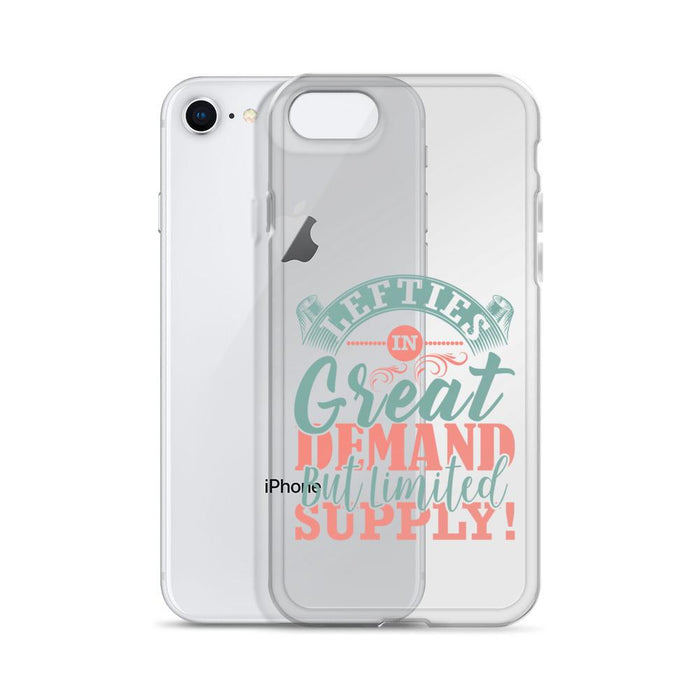 Lefties In Great Demand But Limited Supply IPhone Case