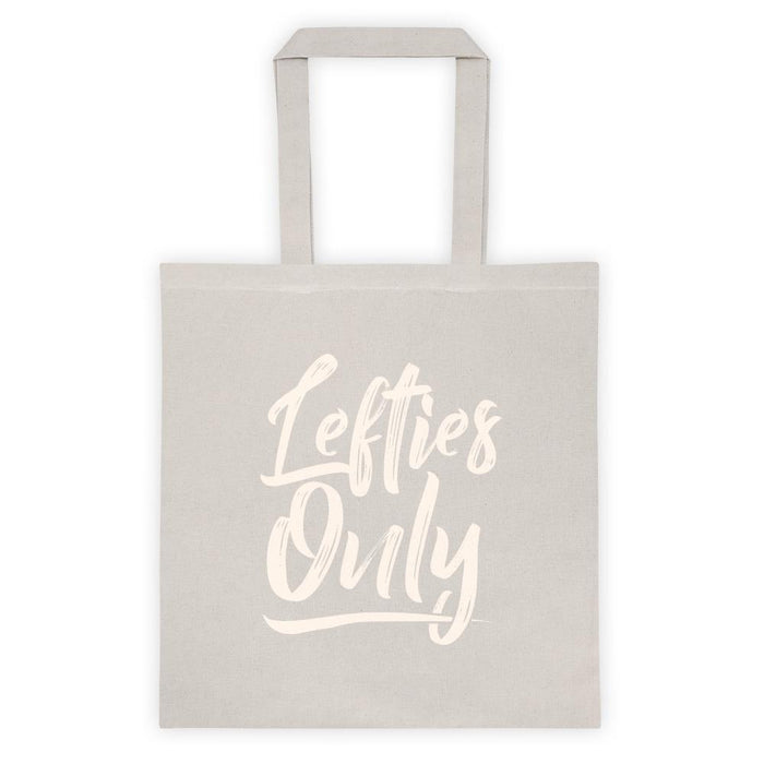 Lefties Only Tote Bag