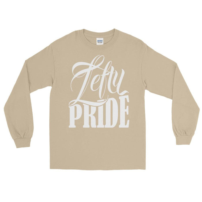 Lefty Pride Unisex Long Sleeve T-Shirt