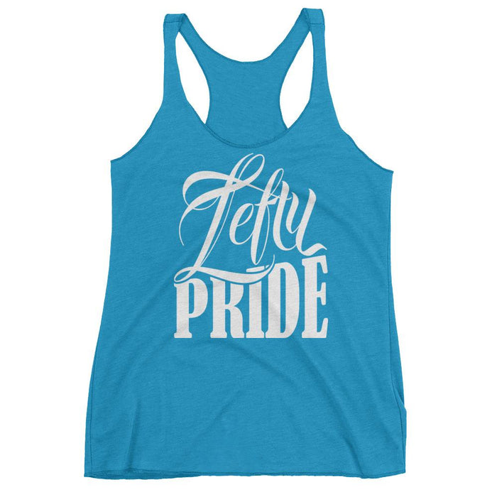 Lefty Pride Women's Racerback Tank