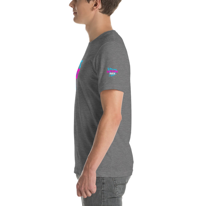 Lefties Rock Unisex T-Shirt | Branded Left Sleeve