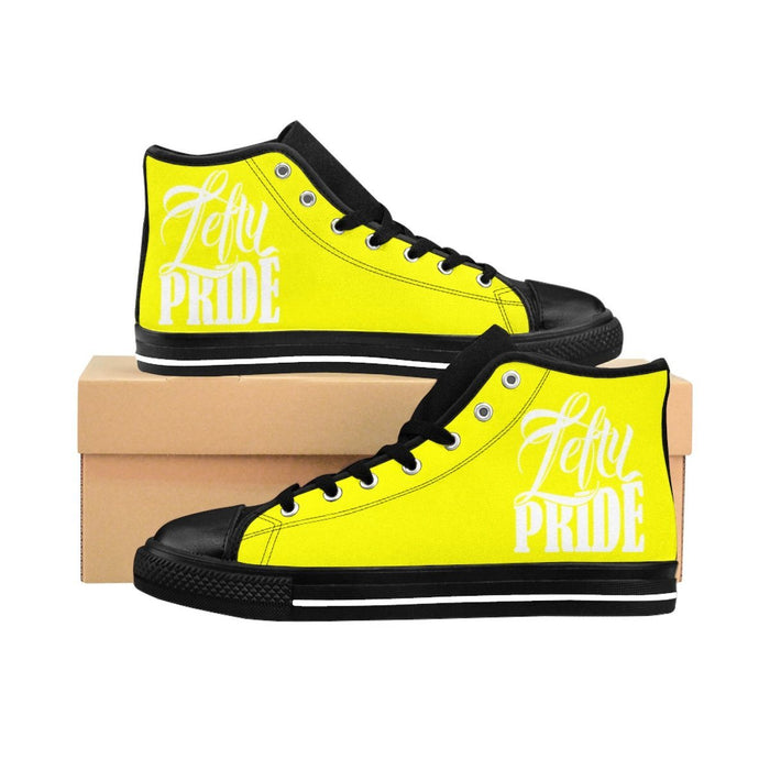 086eeb5177ab Shoes - Lefty Pride Men s High-top Sneakers