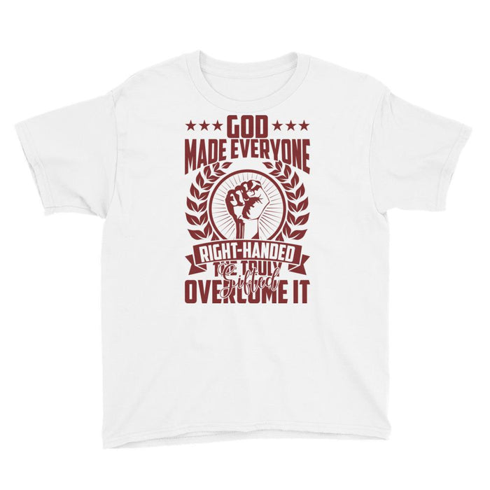 The Truly Gifted Overcome It Boy's T-Shirt