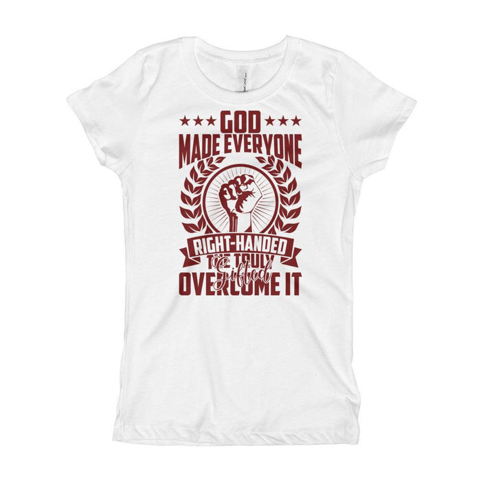 The Truly Gifted Overcome It Girl's T-Shirt