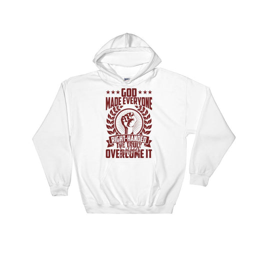 The Truly Gifted Overcome It Unisex Hooded Sweatshirt