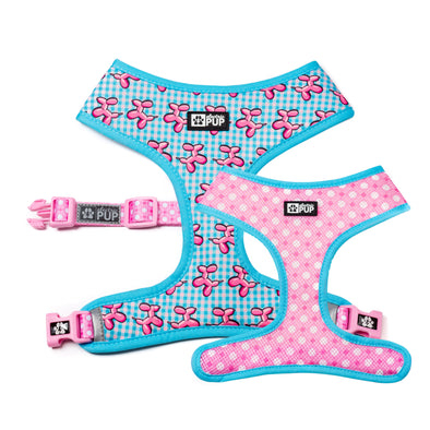 'Pawty Animal' Reversible Harness