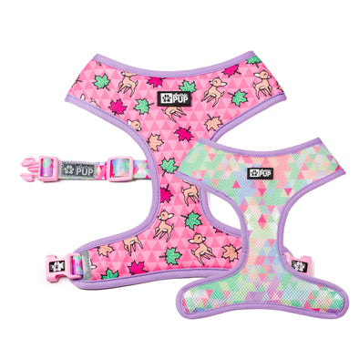 'So Cute Doe' Reversible Harness