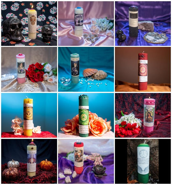 The Essential Guide to Candle Magic for Beginners – The