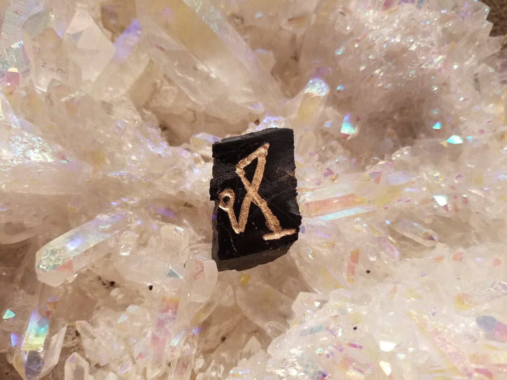 Archangel Michael Protection Rune - The Crystal Cavern