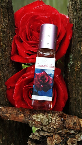 Couer de la Rose Perfume - The Crystal Cavern