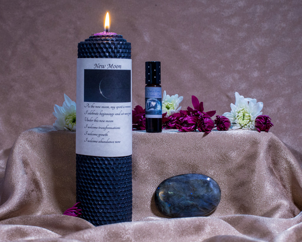 New Moon Ritual Kit - The Crystal Cavern