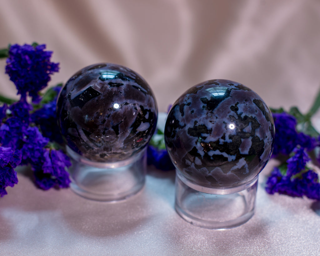 Gabbro Spheres - The Crystal Cavern
