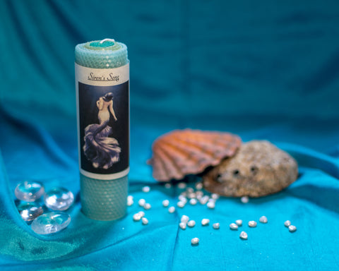 Sirens Song Candle - The Crystal Cavern