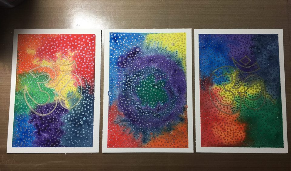 Reiki Paint Night