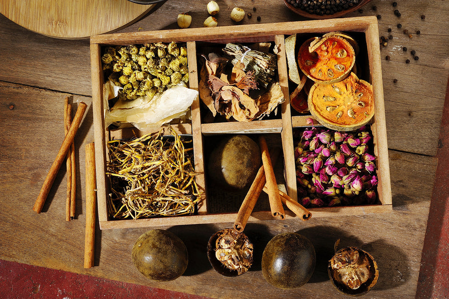 Introduction to Herbal Medicine - The Crystal Cavern