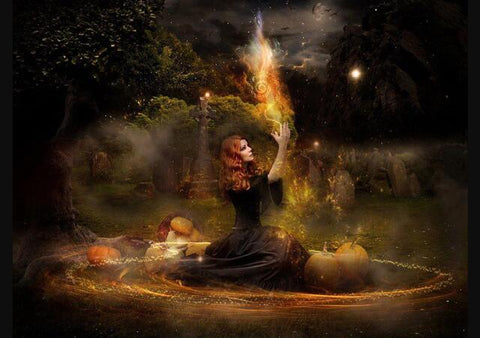 Samhain Ball and Ritual