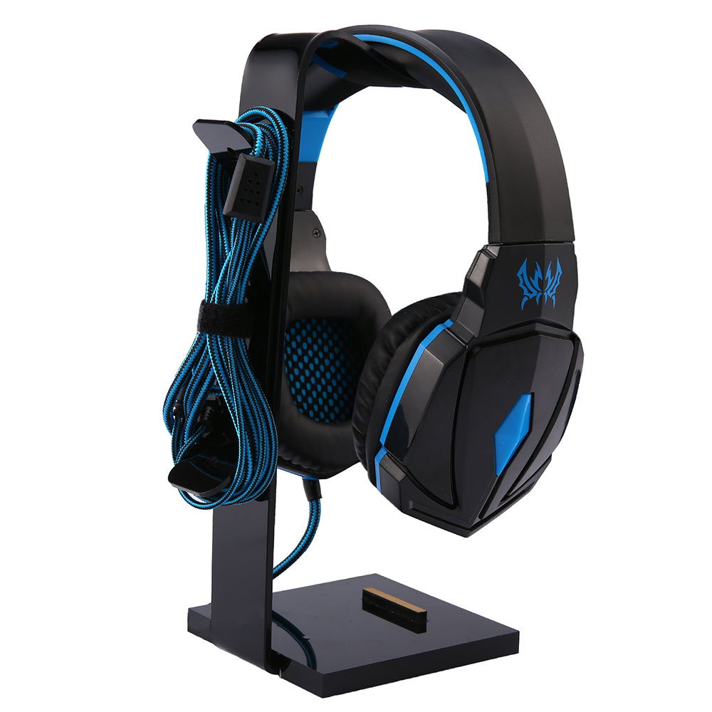 Multi-function Headset and Earphone Holder Stand