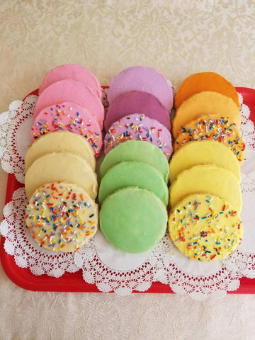 Homestyle Sugar Cookies