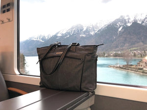 TRAVEL WITH THE REED LAPTOP HANDBAG