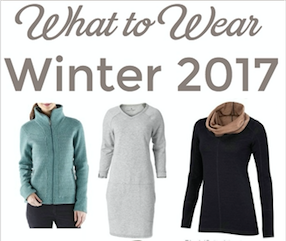 A COZY WINTER WARDROBE