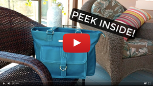 PEEK INSIDE REAL C&M LAPTOP BAGS [VIDEO]