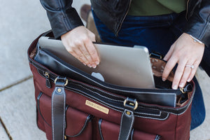 Can You Write Off Your Laptop Bag?