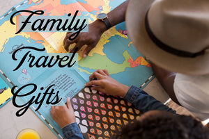 Family Travel Gifts for Christmas