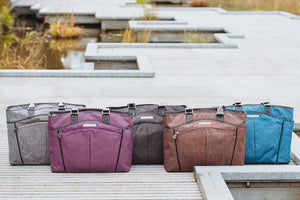 INTRODUCING THE NEW REED LAPTOP HANDBAG FOR WOMEN