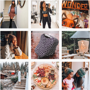 Real Mom Fashion Instagram Accounts to Follow in 2019