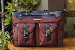 Bordeaux, Port, Burgundy: Wine Colored Handbags